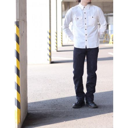 Going to Battle Label   0705SP 15.7oz Tight straight