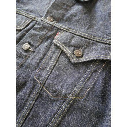 2101 3rd Model Denim Jacket