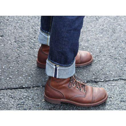 S511XX21OZDM Samurai Jeans × Denimio China Edition 21OZ Slim Tapered