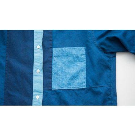 8063110979 8063-1109 predecessor Indigo plain crazy S / R Shirt # 79 INDIGO