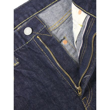 8071-1406 13.5oz Supima x U.S. Cotton 5 Pocket Slim Fit Jeans