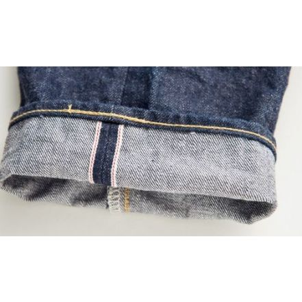 8071-1407 8071-1407 Slim Fit Jeans 1 year aging processed Indigo