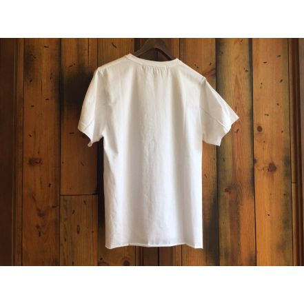 BS-CS04 CUTOFF T-SHIRT [WHITE]