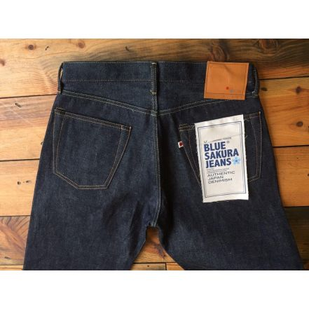 BS-DP01 401XXX 15OZ VINTAGE NERD-REGULAR STRAIGHT- LOW
