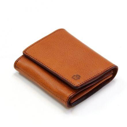 KGW00005DN Italian leather wallet