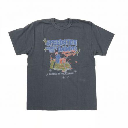 MCT19-103 Loop wheeled T-shirt(2 COLORS)