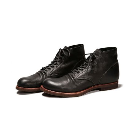 ME521 WATER PROOF SHIRINK LEATHER / SEVEN HOLE HUNTING BOOTS