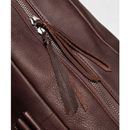 ME619 WATER PROOF WASHABLE LEATHER / 2WAY WORK & BOSTON