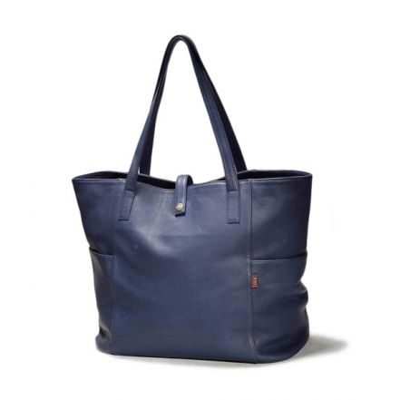 ME626 WATER PROOF WASHABLE LEATHER / STANDARD TOTE BAG (5 COLORS)