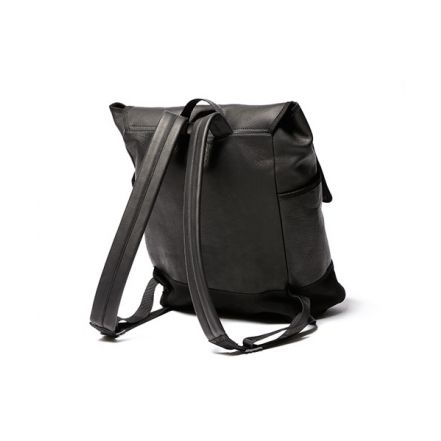 ME676 WATER PROOF WASHABLE LEATHER / FLAP BACK PACK