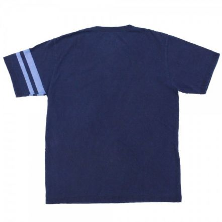 MT301I GTB Zimbabwe Cotton Indigo Dyed T-Shirt