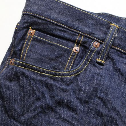 S770-26 Lot.S770 12oz Selvedge Denim Shorts