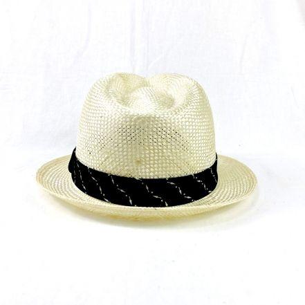 SJ401HT19-KM01 HEMP HAT(2 COLORS)