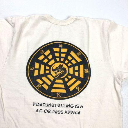 SJST19-110 Loop wheeled T-shirt(2 COLORS)