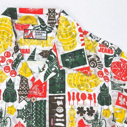 SSA19-OSK Osaka hawaiian shirt