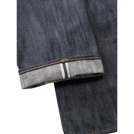 AI-002 Natural Shoai Dyed Slim Straight