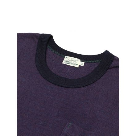 HBP-018 Heavy Weight Indigo T-shirt (3 COLORS)
