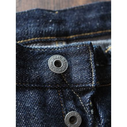 ONI-606KIRAKU 12oz Loose Weave Tight Tapered