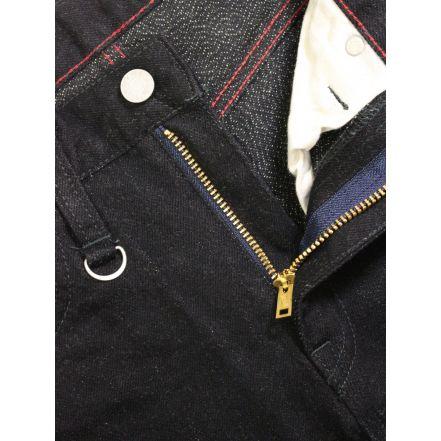 RNB1188S 13oz Black Kevlar Slim Jeans