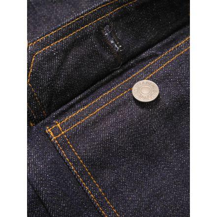 rnb552 15oz Selvedge denim jacket 2nd Model (One washed)