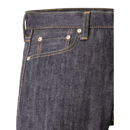 XX-013 14oz Indigo Selvage Tapered Slim