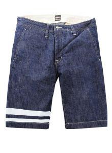 3103SP 10.5oz denim shorts