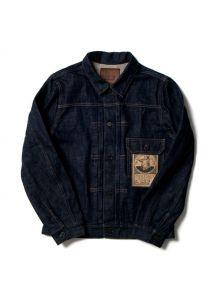 SP-032 13oz 40th Heritage denim jacket