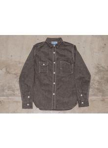 TCBCATSHCOCHBLK Catlight Shirts Covert Chambray(Black)