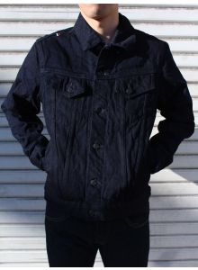 "IDJKT3 15oz ""IDxID"" 3rd type Jacket with handwarmers"