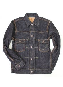 MJ2103 14.7oz double pocket jacket